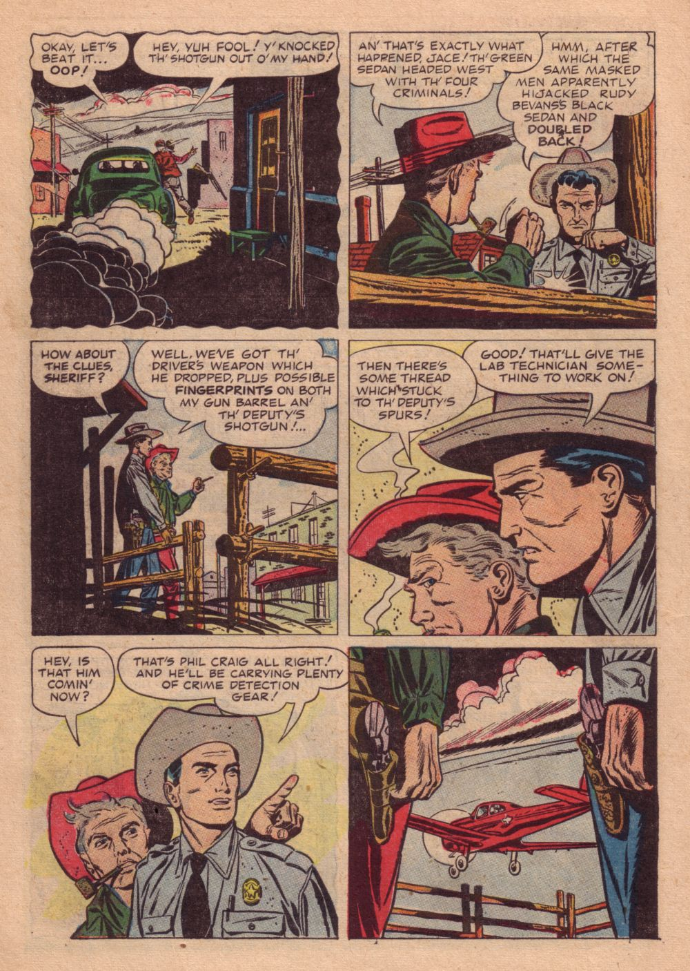 Four Color Comics issue 396 - Page 10