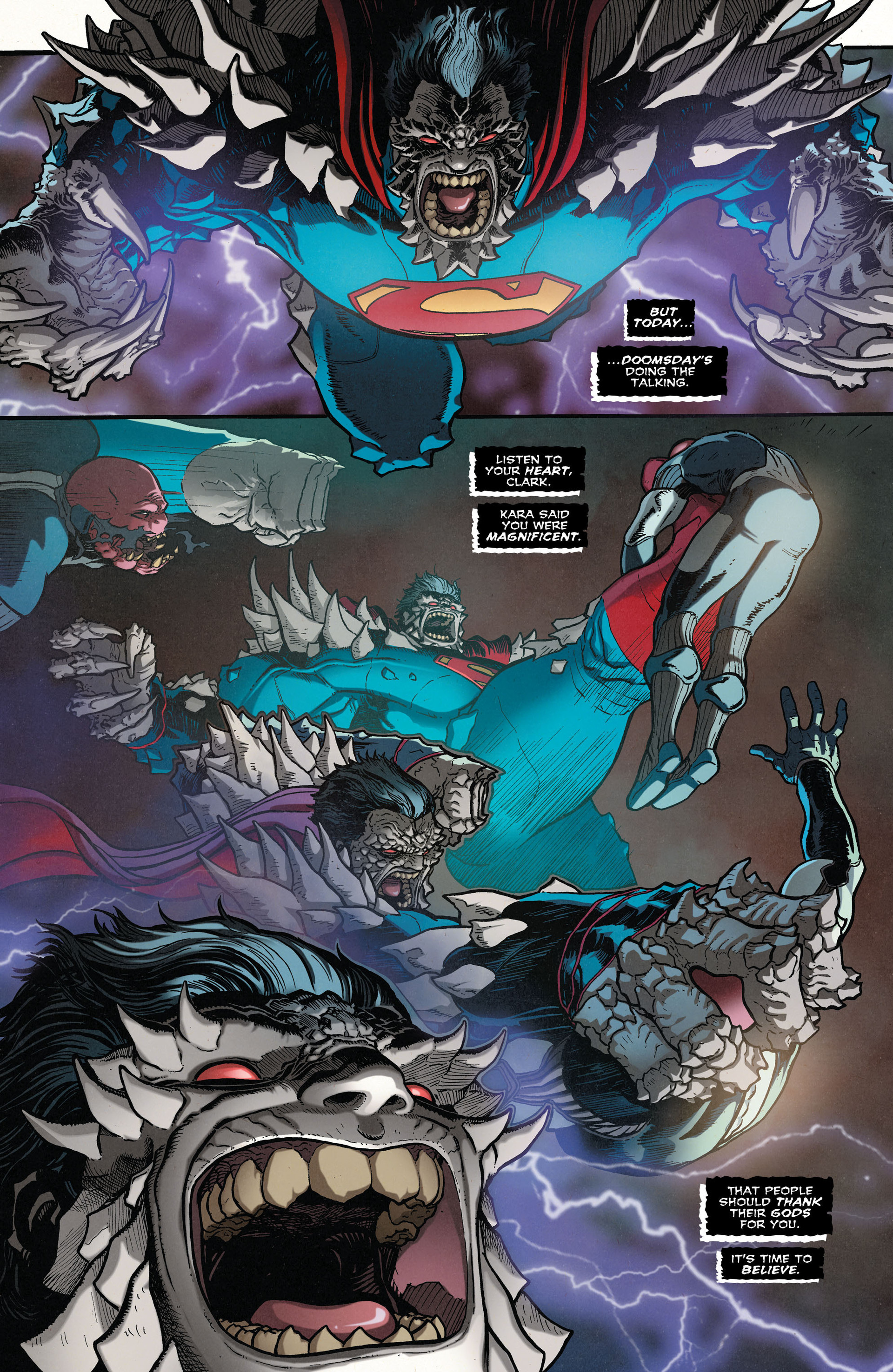 Read online Action Comics (2011) comic -  Issue #33 - 19