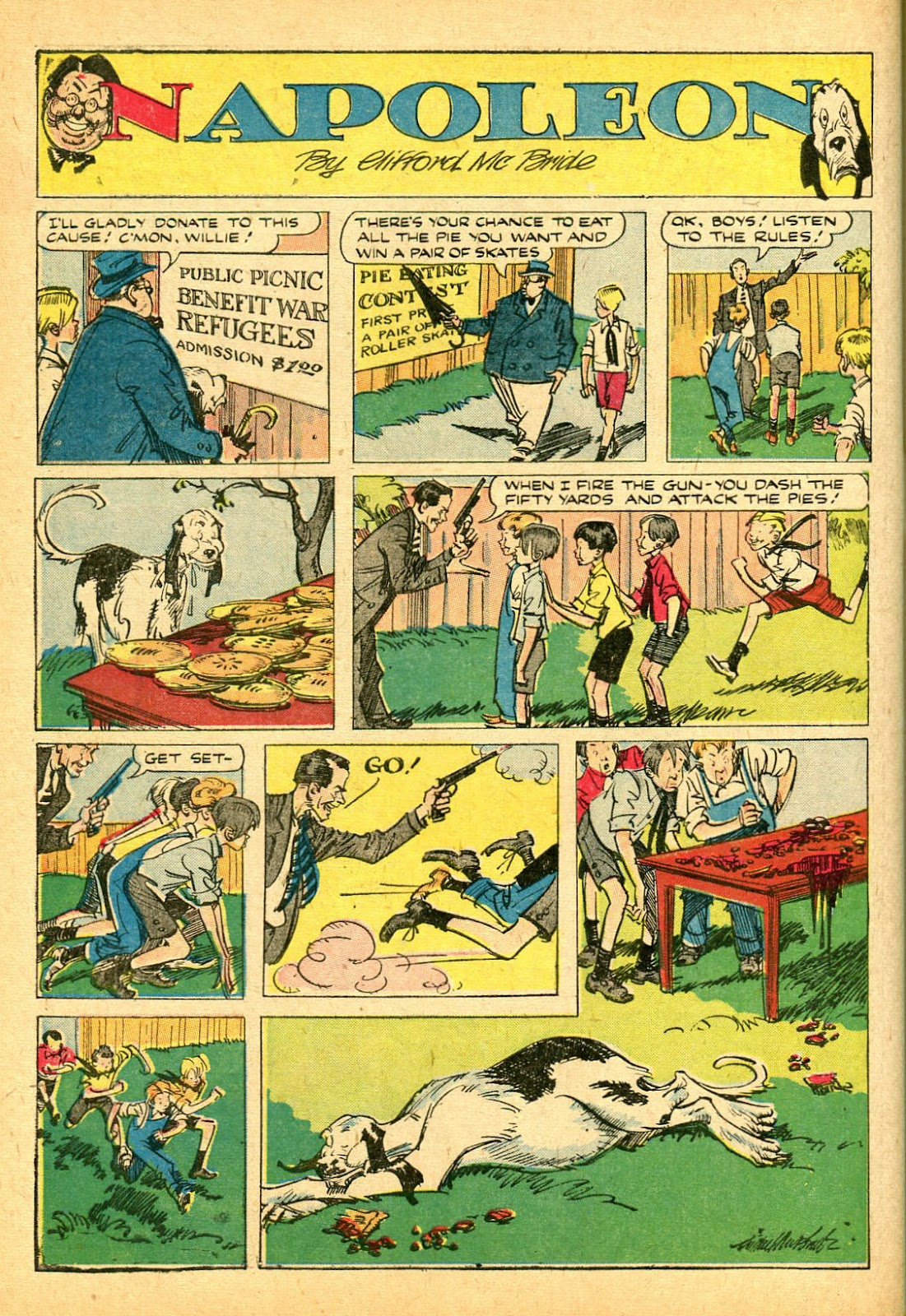 Read online Famous Funnies comic -  Issue #108 - 56