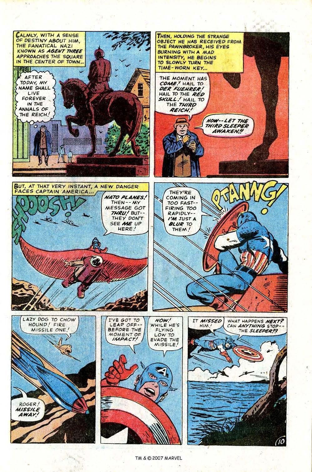 Read online Captain America (1968) comic -  Issue # _Annual 2 - 27