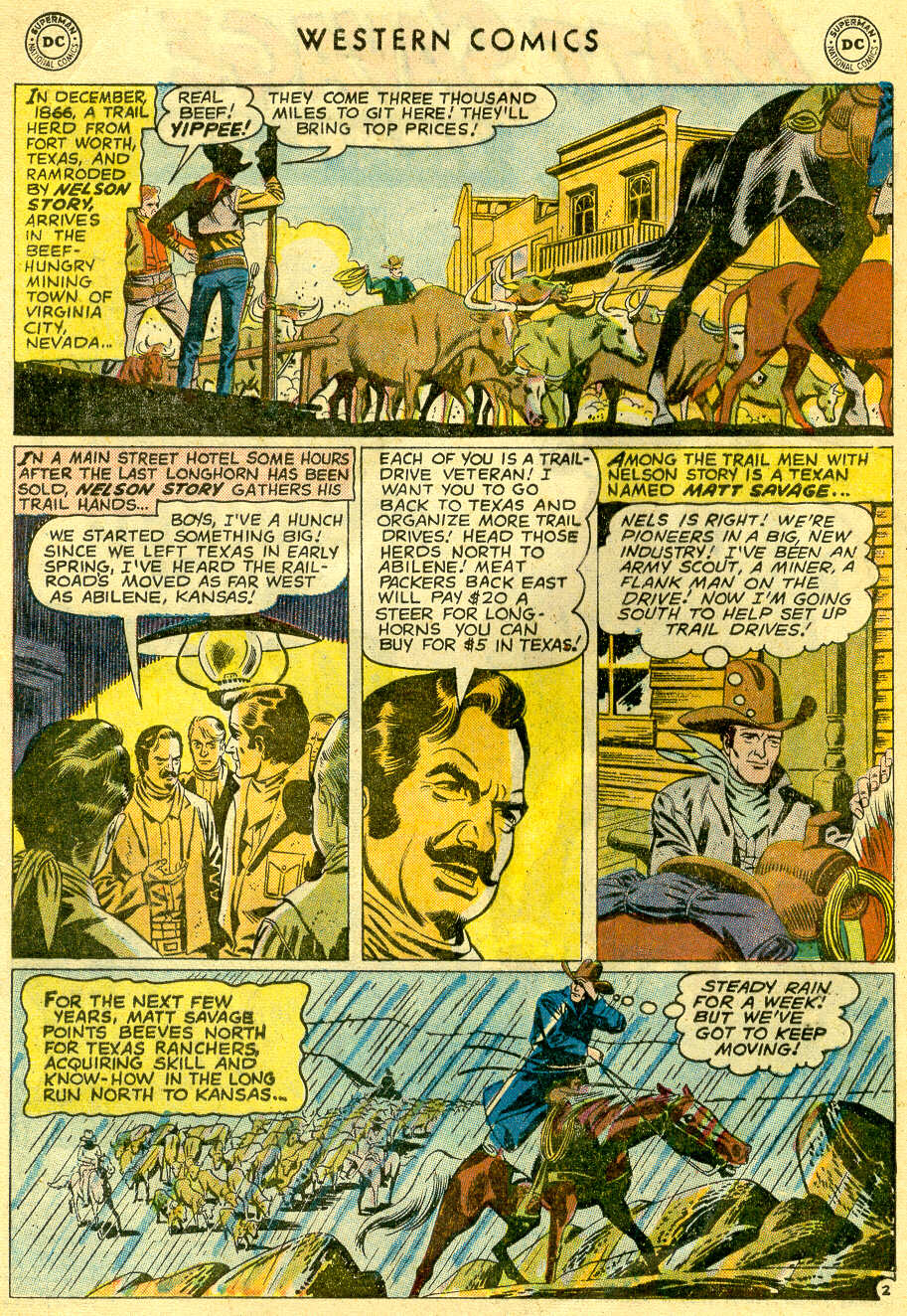 Western Comics issue 77 - Page 4