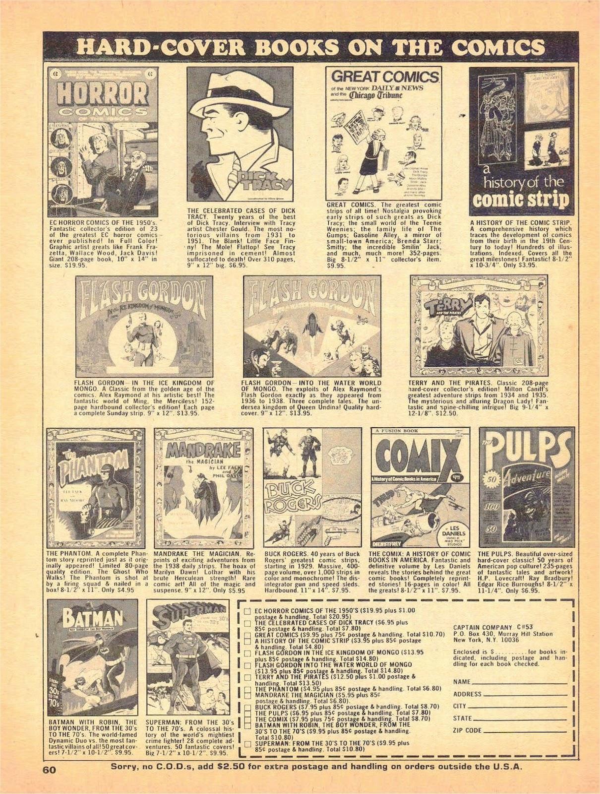 Creepy (1964) Issue #53 #53 - English 59