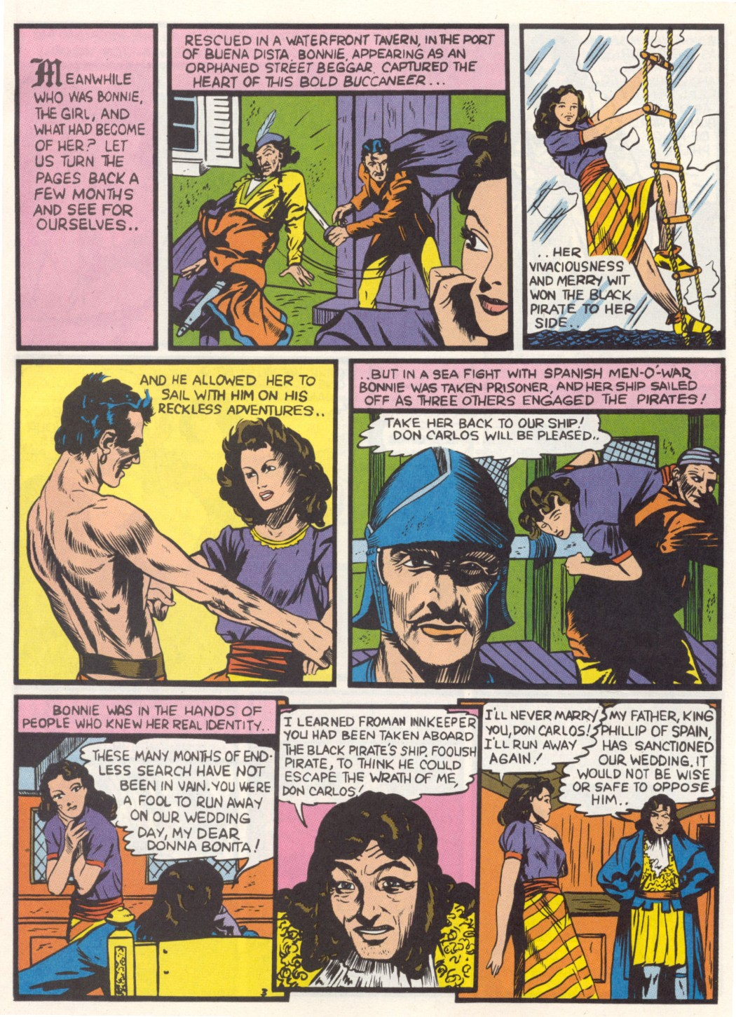 Read online Sensation (Mystery) Comics comic -  Issue #1 - 19