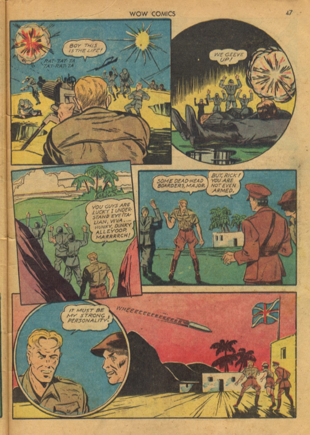 Wow Comics issue 3 - Page 49