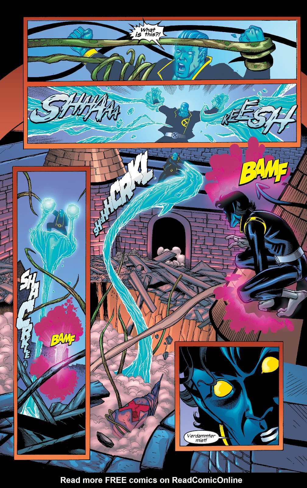 Read online X-Men: Unstoppable comic -  Issue # TPB (Part 1) - 37