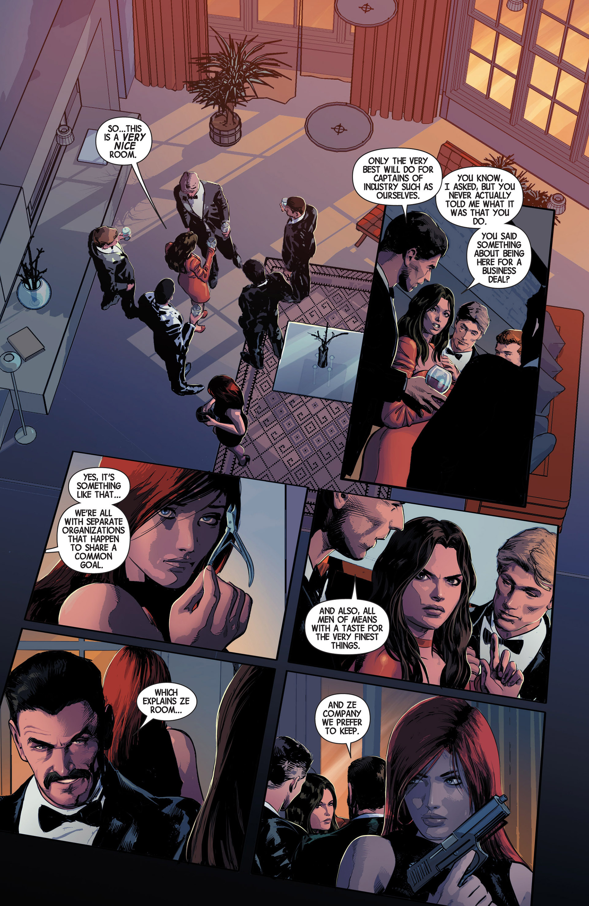 Read online Avengers (2013) comic -  Issue #11 - 17