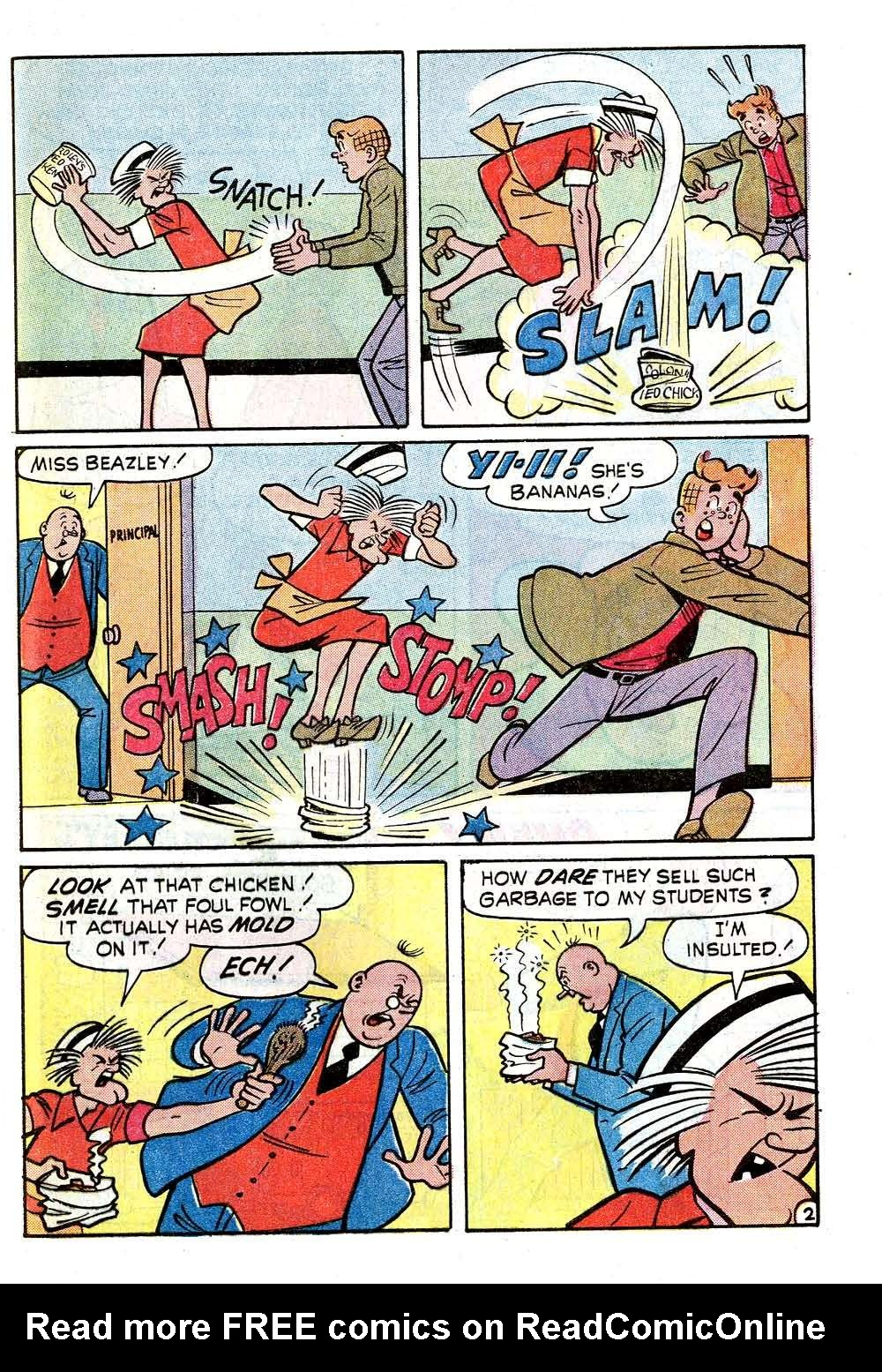 Read online Archie (1960) comic -  Issue #231 - 29