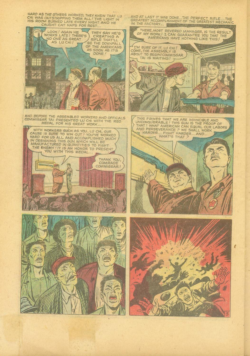 War Adventures issue 1 - Page 22