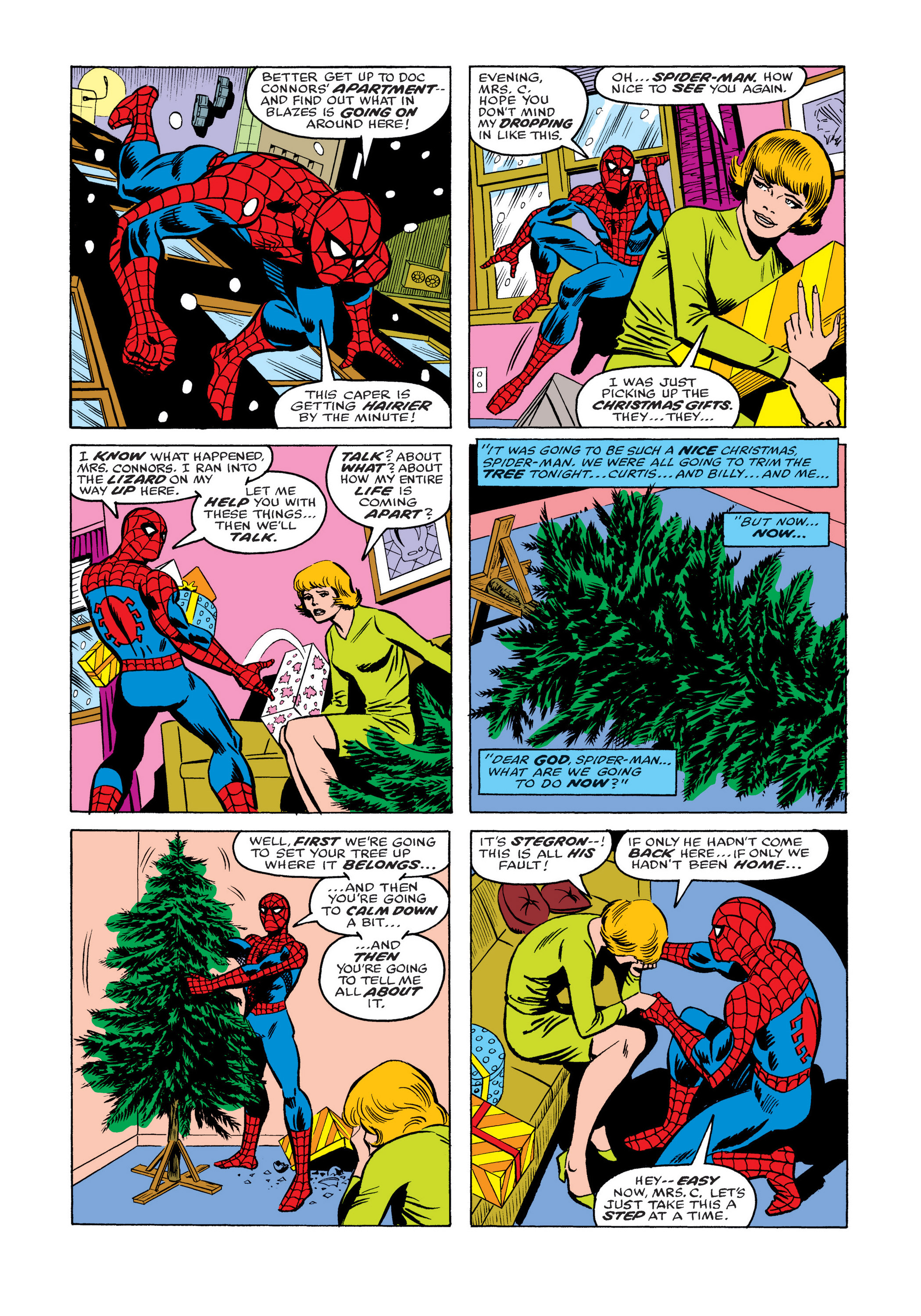 The Amazing Spider-Man (1963) 166 Page 4