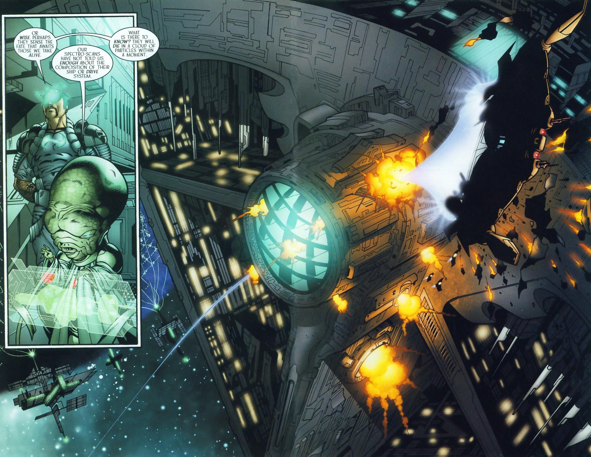 Read online Sigil (2000) comic -  Issue #37 - 16