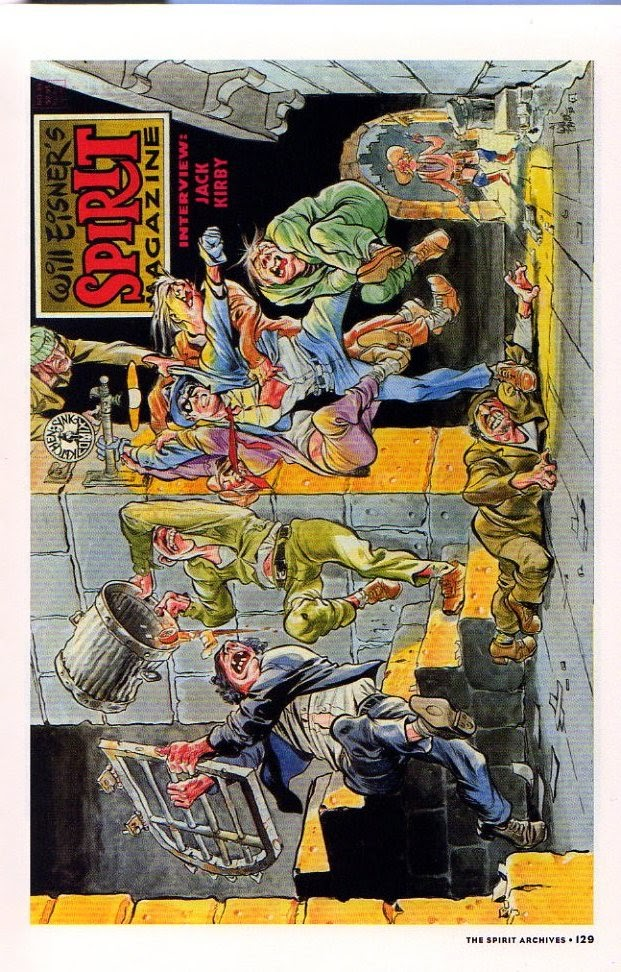 Read online Will Eisner's The Spirit Archives comic -  Issue # TPB 26 (Part 2) - 36