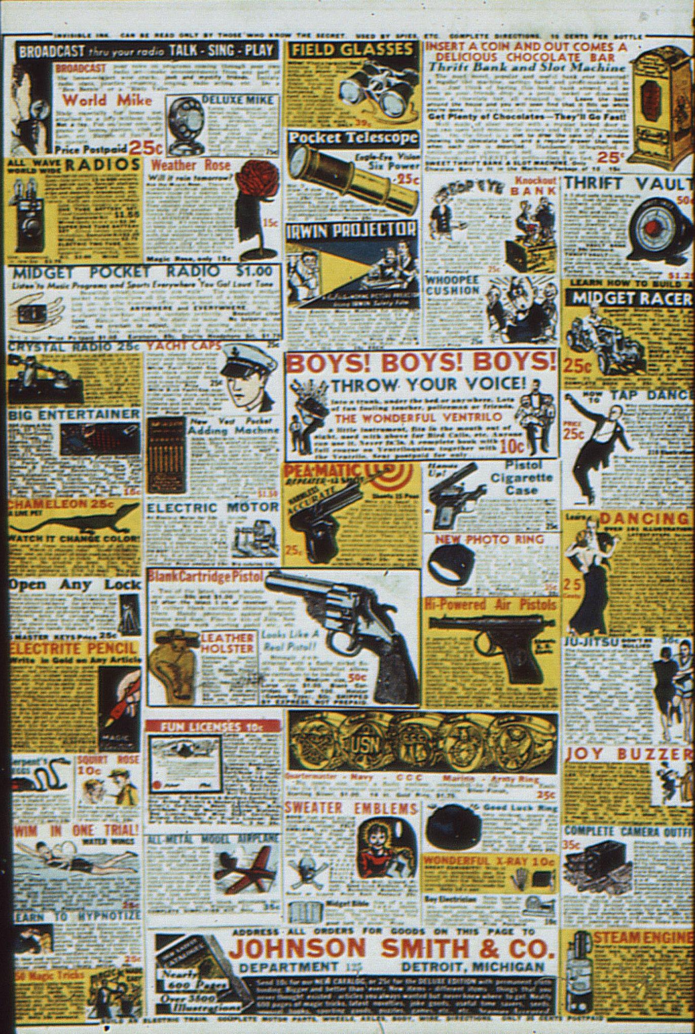 Read online Adventure Comics (1938) comic -  Issue #18 - 69