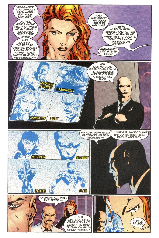 Read online Alpha Flight (1997) comic -  Issue #1 - 17