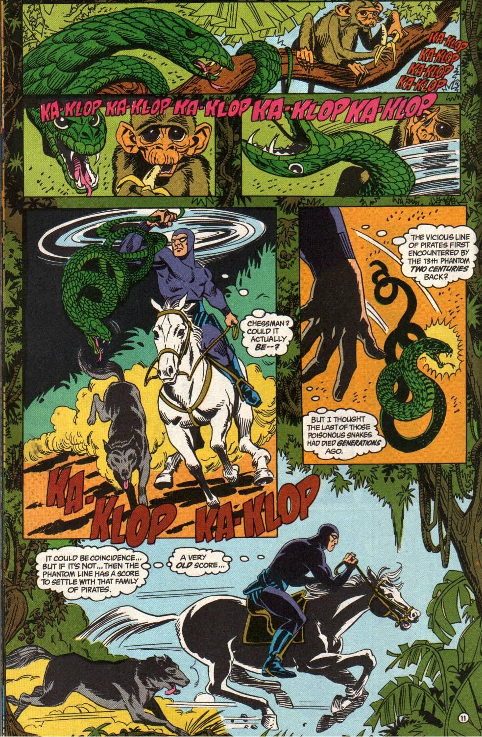 Read online The Phantom (1988) comic -  Issue #2 - 14