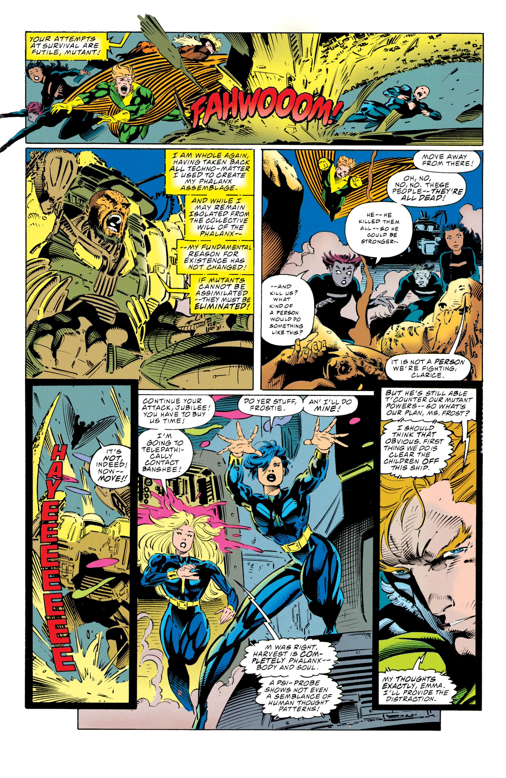 X-Men (1991) 37 Page 16