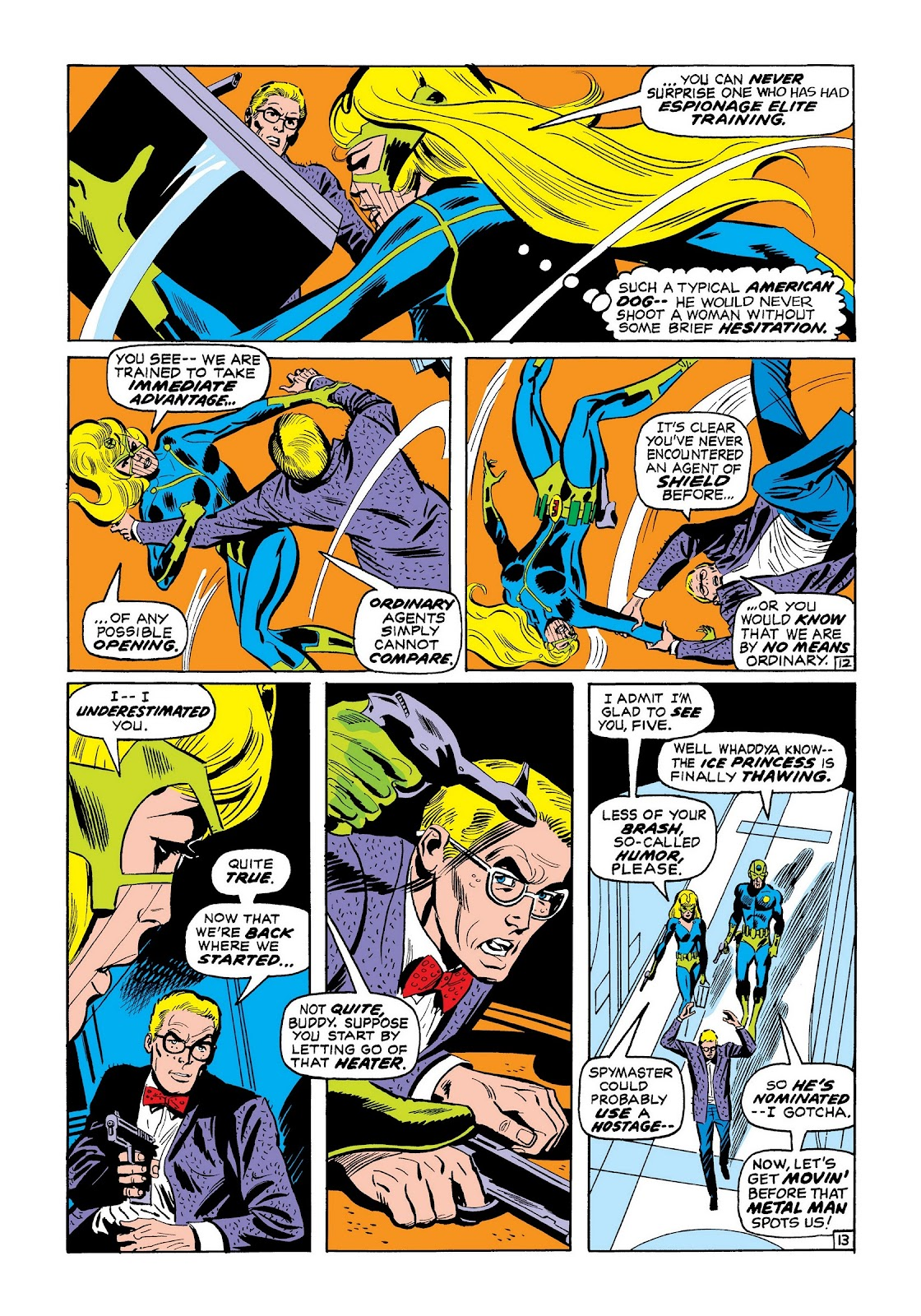 Read online Marvel Masterworks: The Invincible Iron Man comic -  Issue # TPB 7 (Part 2) - 81