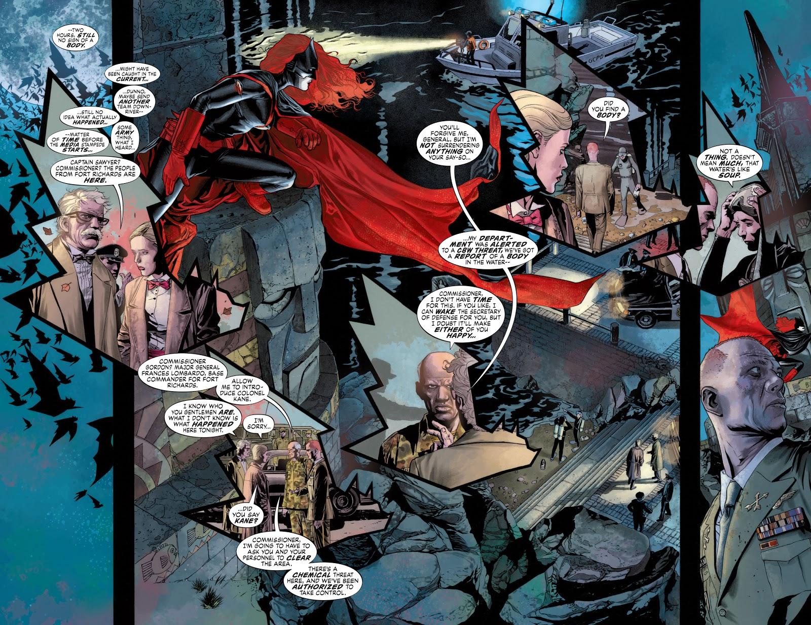 Read online Detective Comics (1937) comic -  Issue # _TPB Batwoman – Elegy (New Edition) (Part 1) - 90