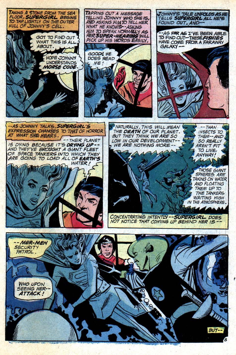 Read online Adventure Comics (1938) comic -  Issue #409 - 11