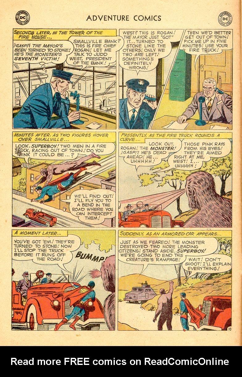 Read online Adventure Comics (1938) comic -  Issue #274 - 12