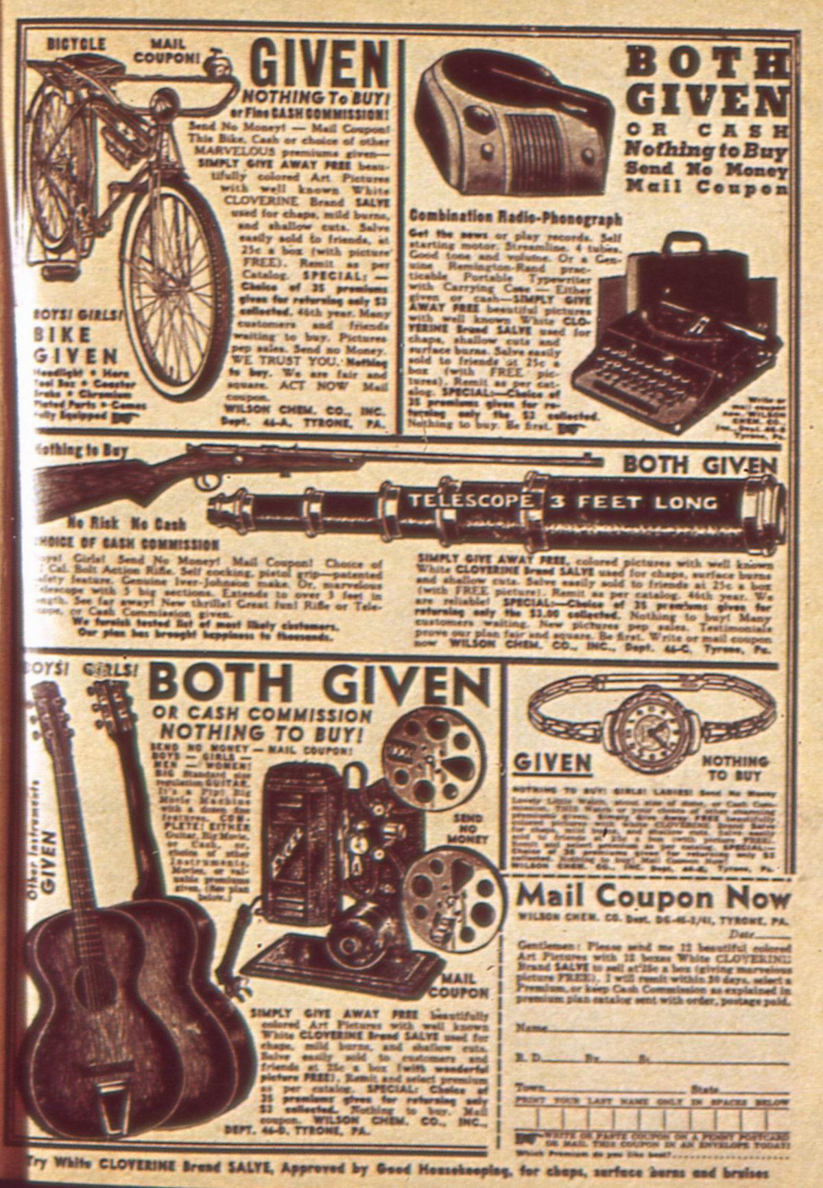 Read online Detective Comics (1937) comic -  Issue #49 - 67