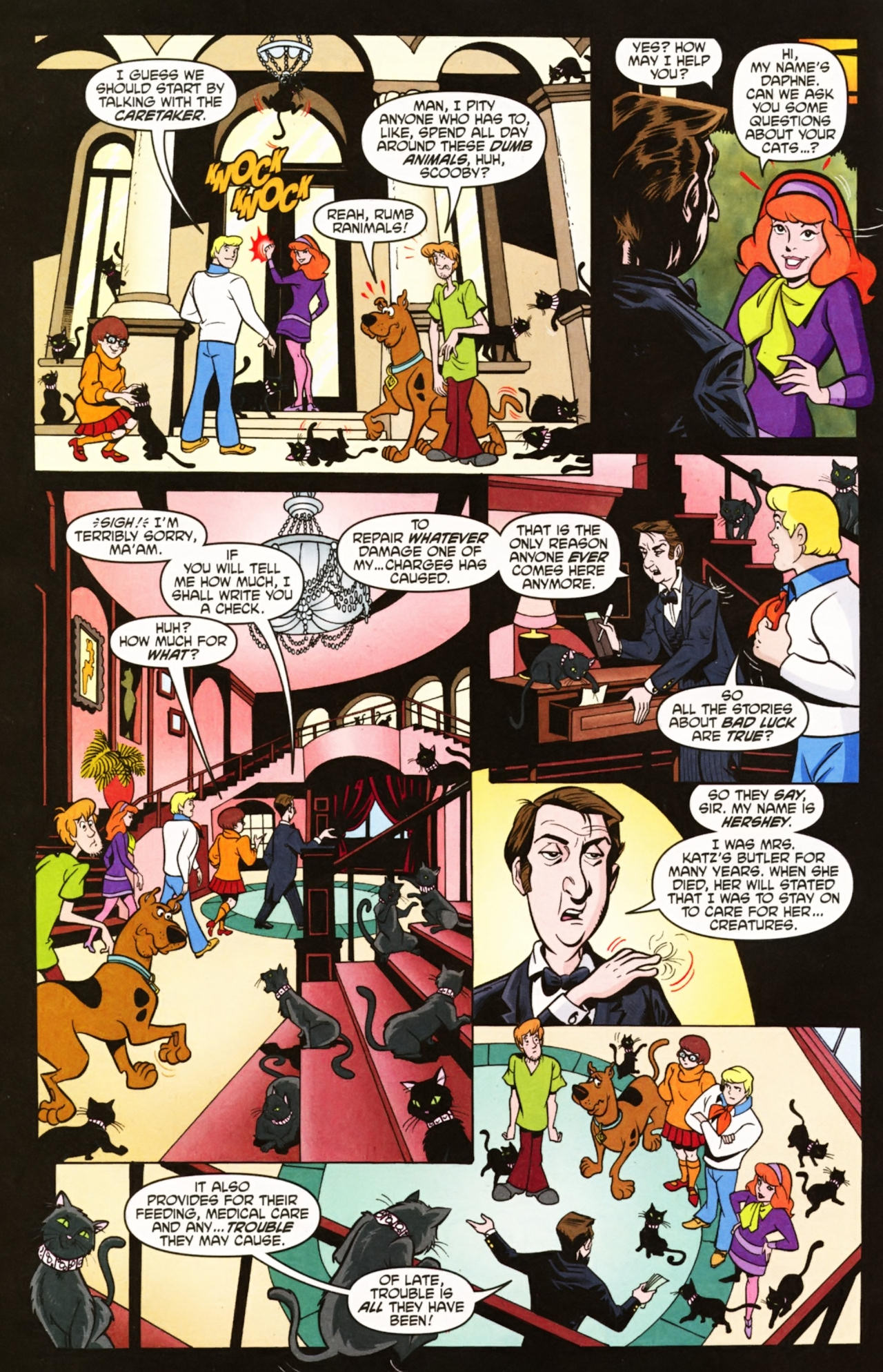 Read online Scooby-Doo (1997) comic -  Issue #150 - 6