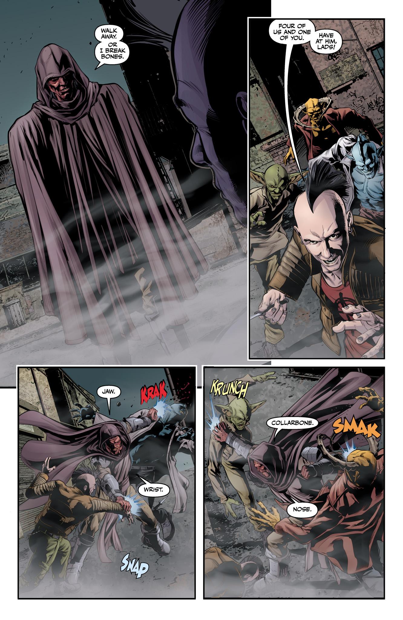 Read online Angel & Faith Season 10 comic -  Issue #11 - 5