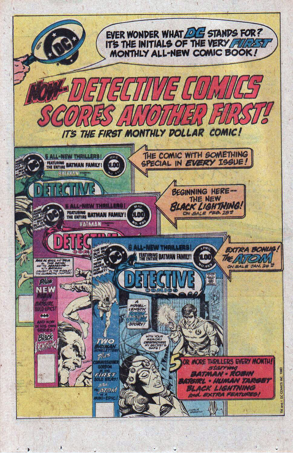 Read online Adventure Comics (1938) comic -  Issue #470 - 20