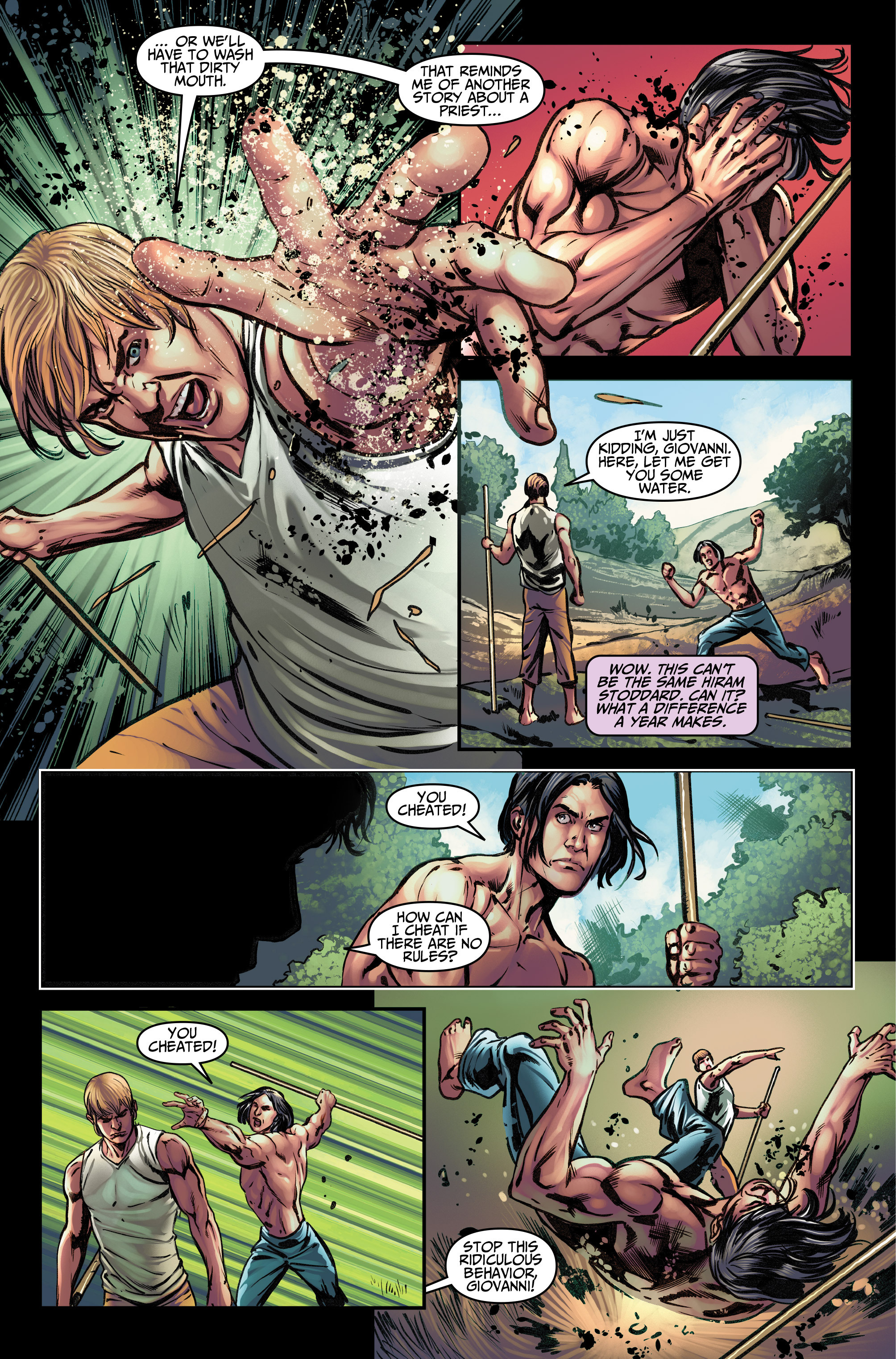 Read online Assassin's Creed (2015) comic -  Issue #12 - 16