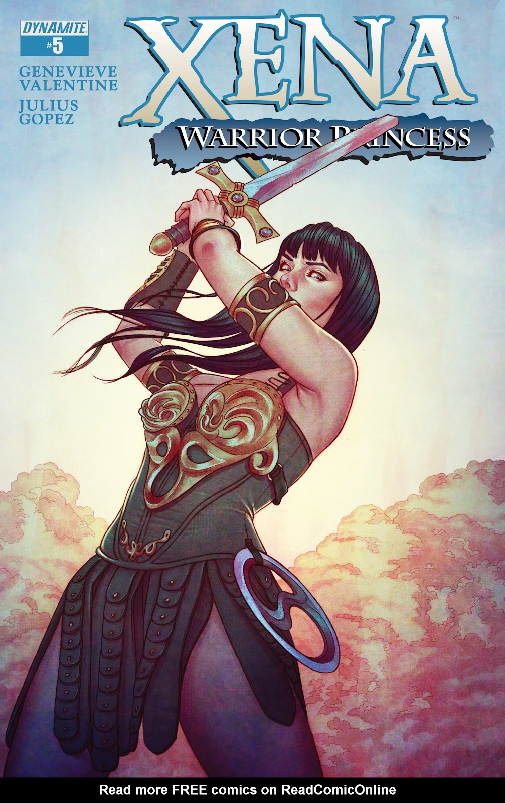 Xena: Warrior Princess (2016) 5 Page 1