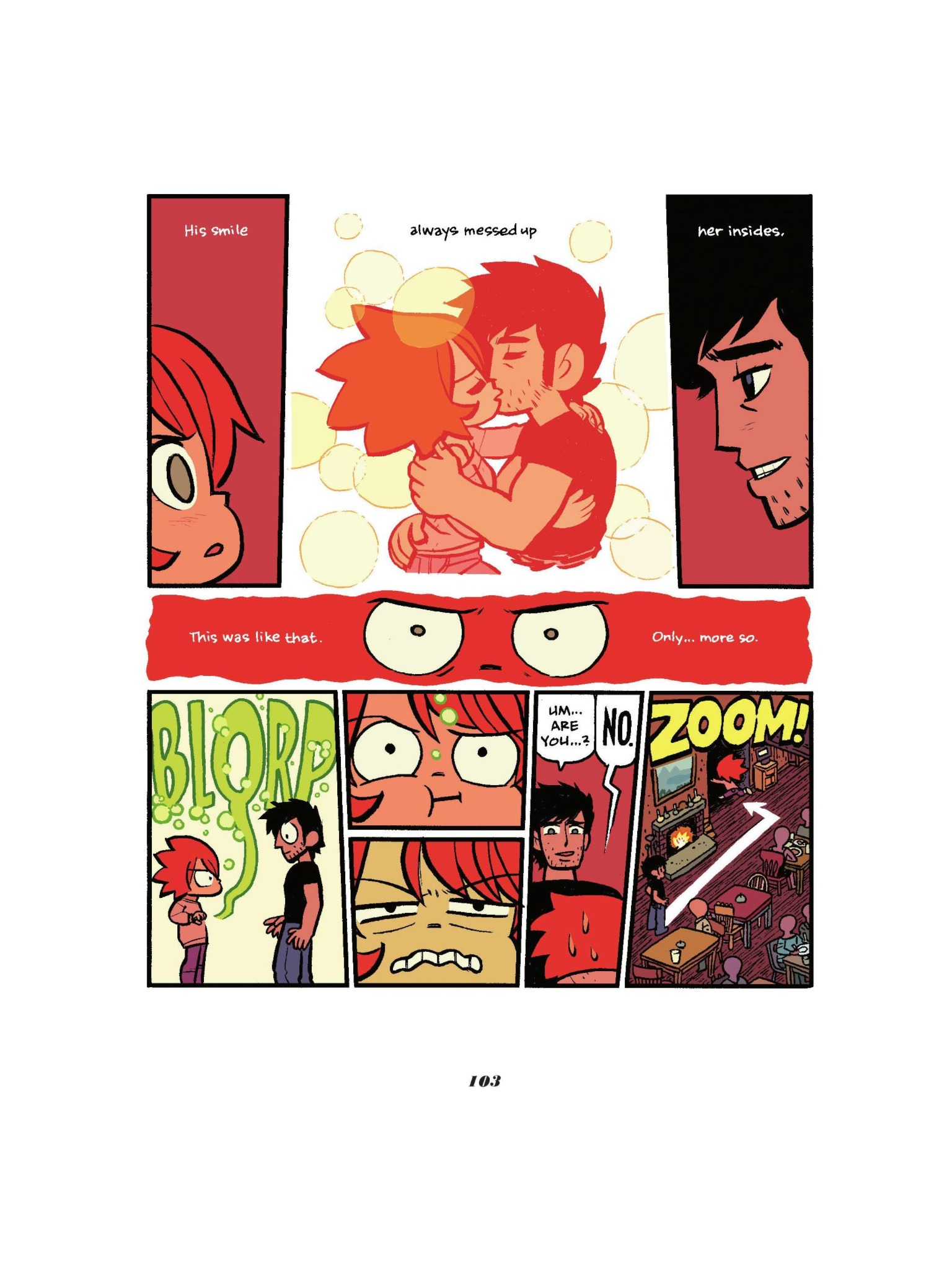 Read online Seconds comic -  Issue # Full - 105