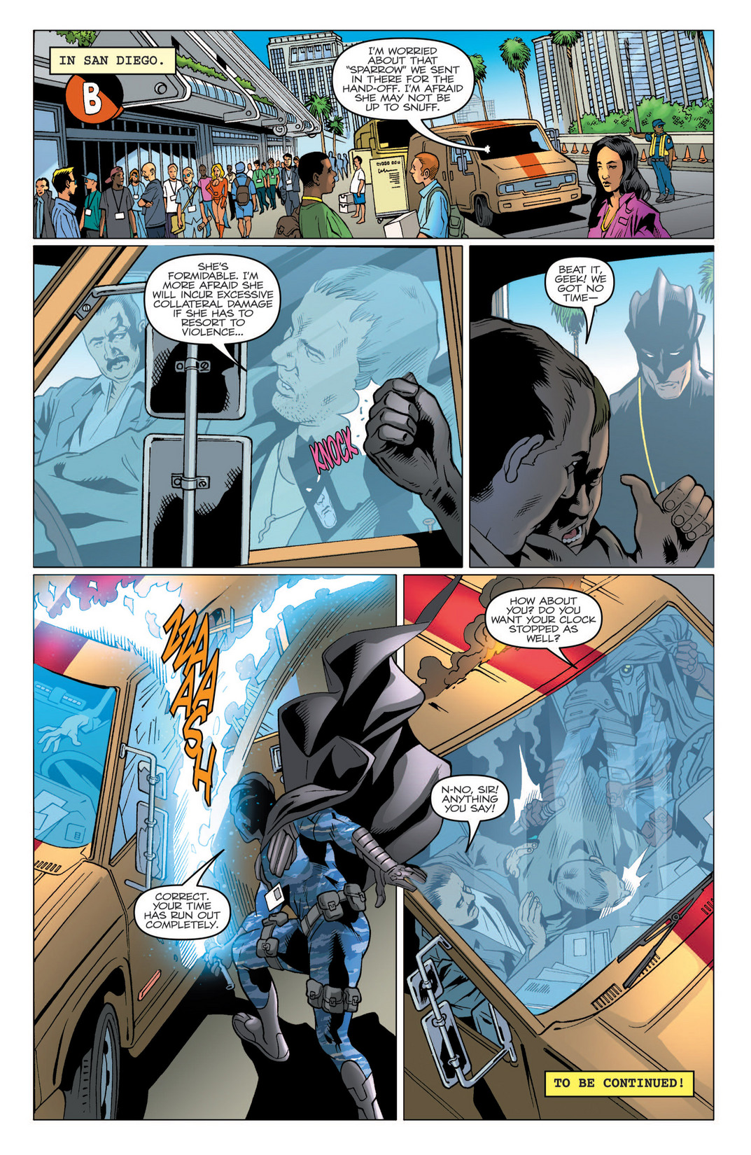 G.I. Joe: A Real American Hero 180 Page 23