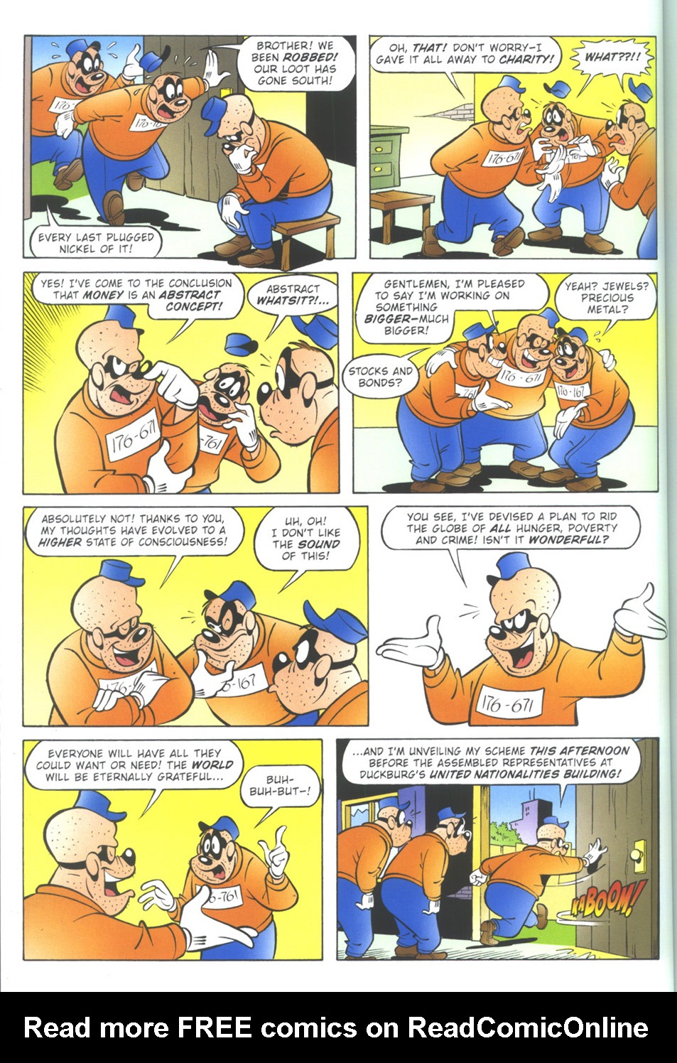 Read online Uncle Scrooge (1953) comic -  Issue #340 - 32