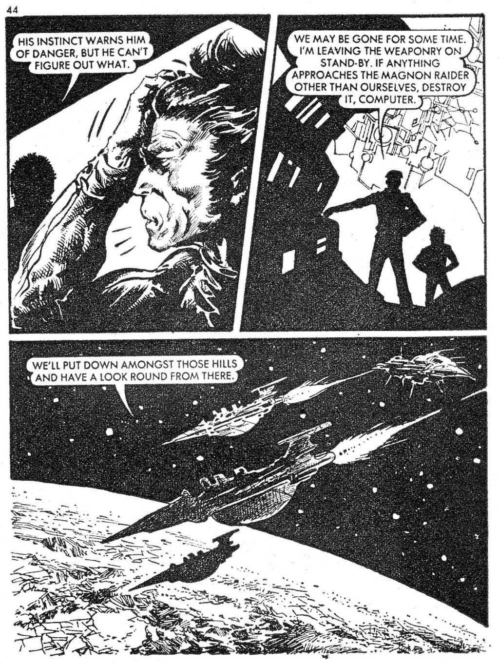 Starblazer issue 16 - Page 44