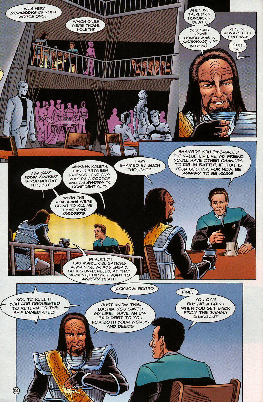 Read online Star Trek: Deep Space Nine - Lightstorm comic -  Issue # Full - 12