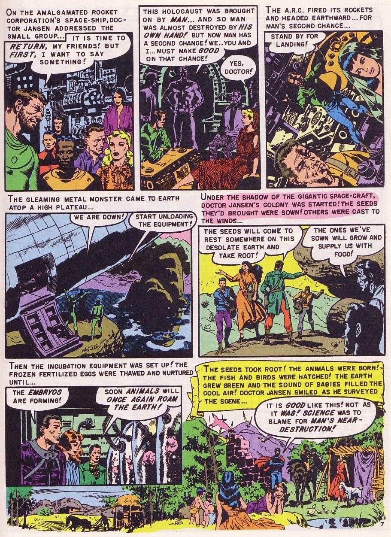 Weird Fantasy (1951) issue 12 - Page 9