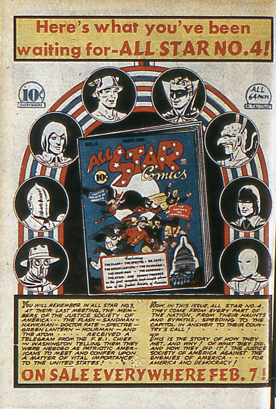 Read online Adventure Comics (1938) comic -  Issue #60 - 67
