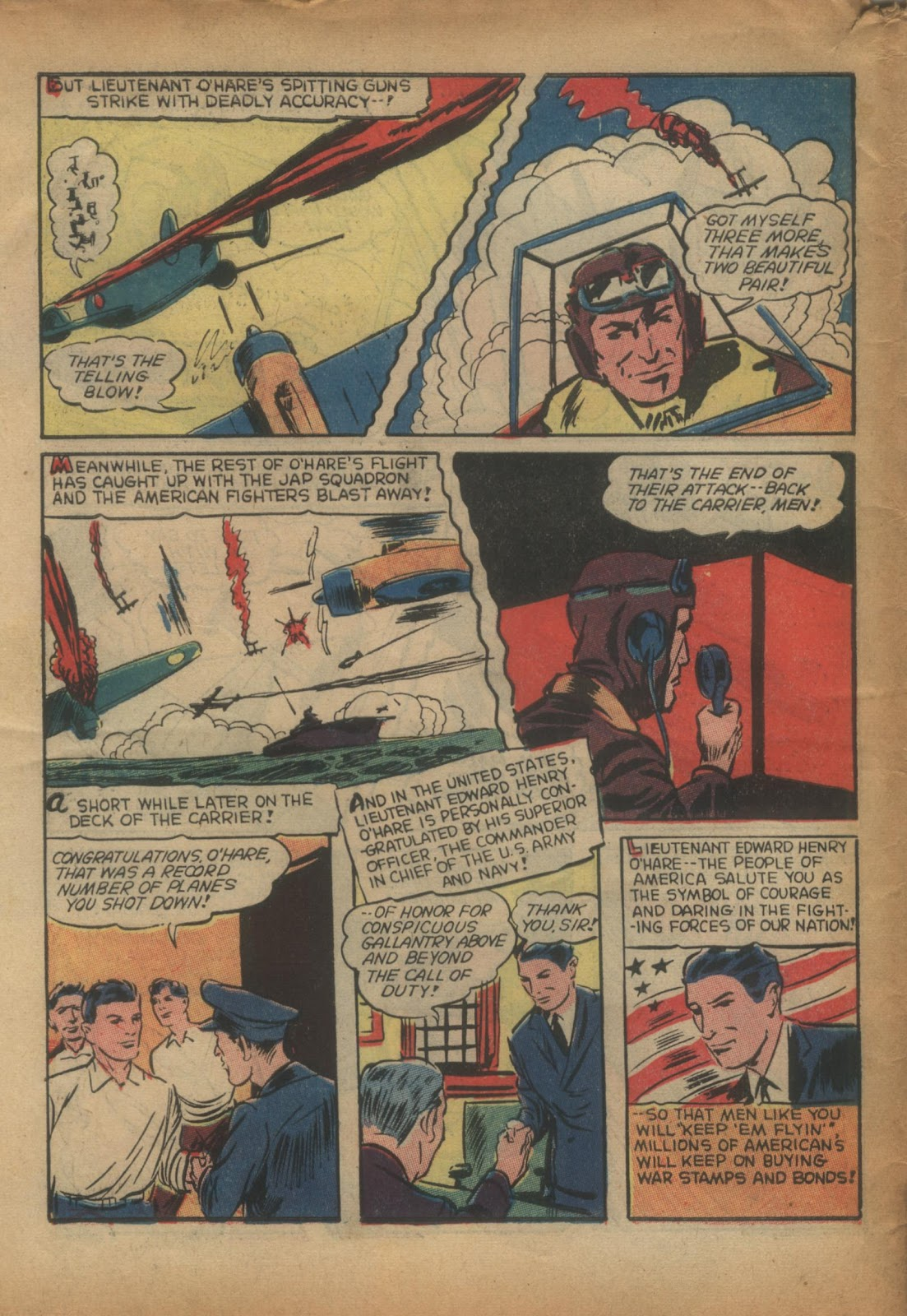The Blue Beetle issue 15 - Page 66
