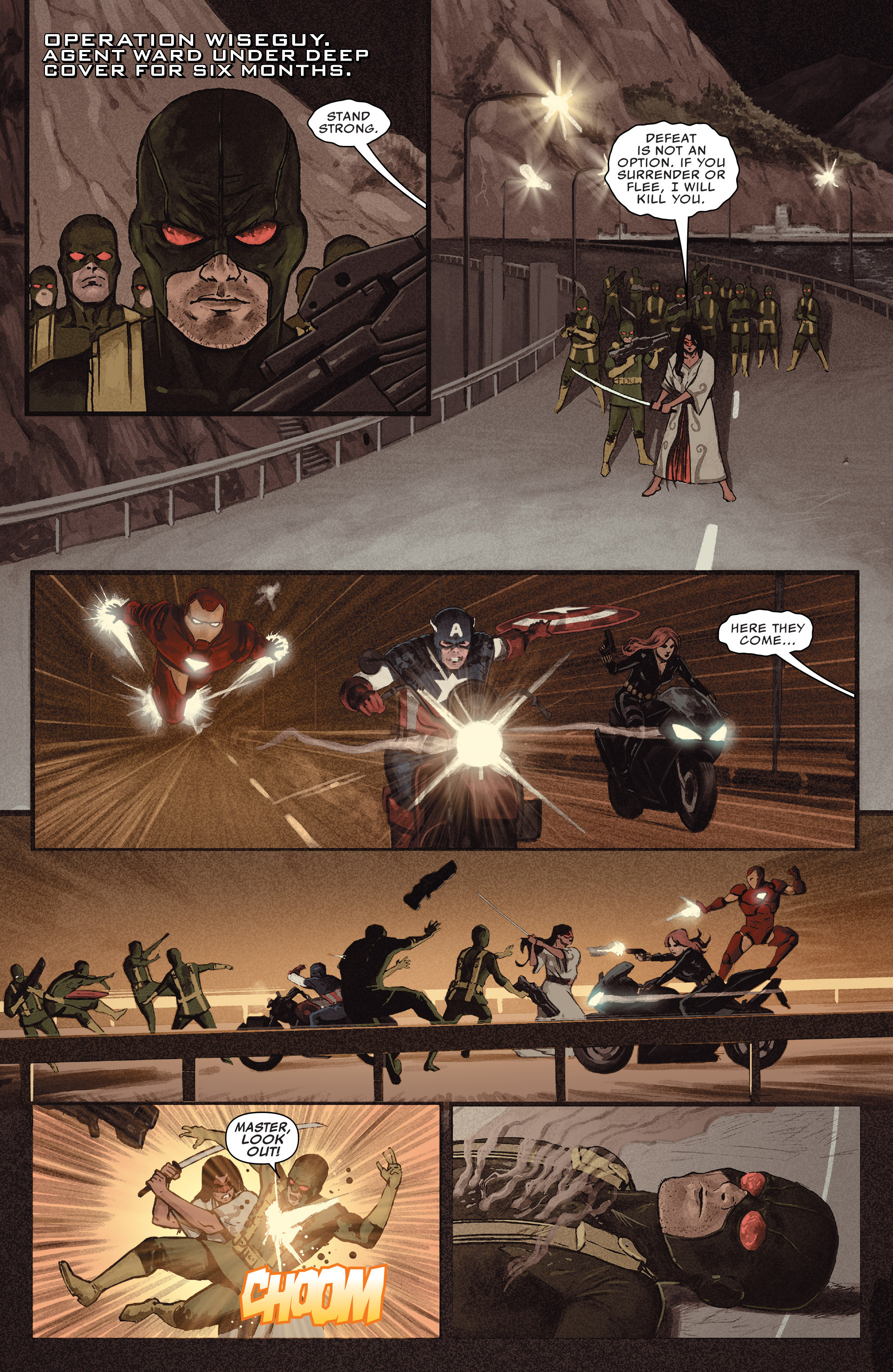 Read online Agents of S.H.I.E.L.D. comic -  Issue #5 - 13