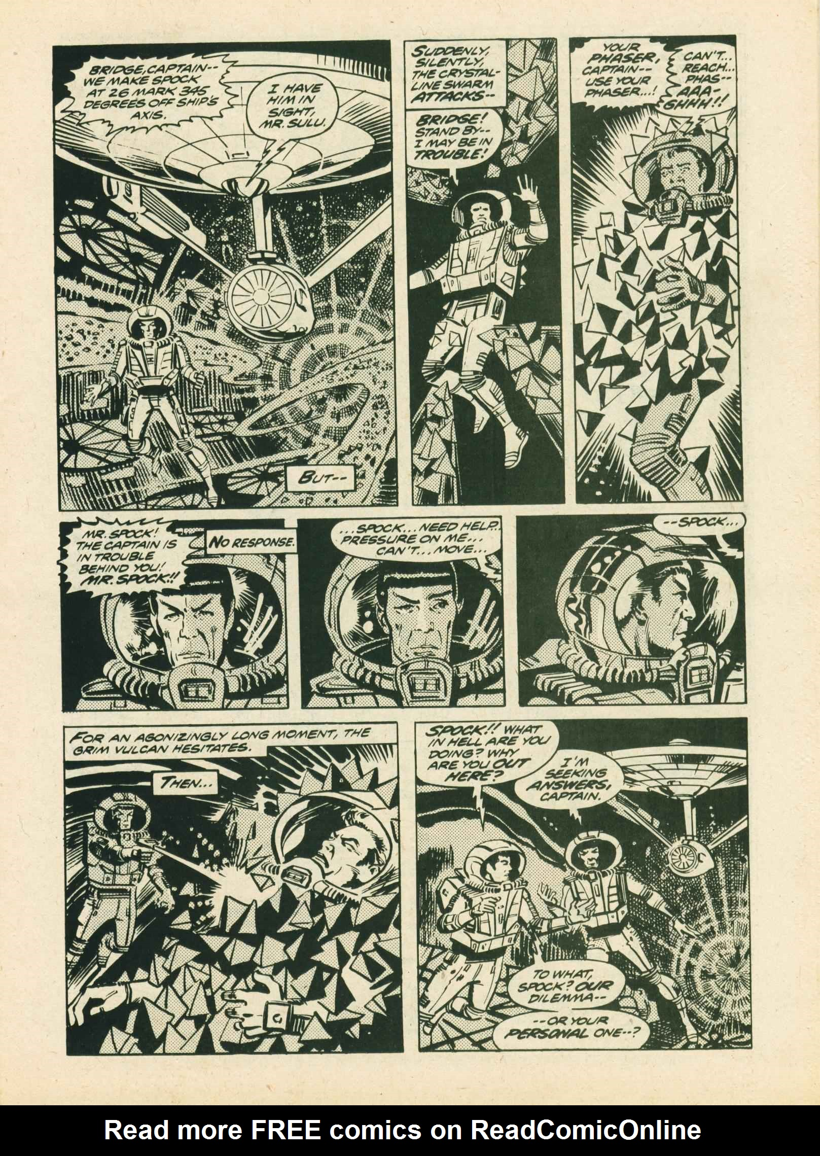 Read online Future Tense comic -  Issue #10 - 9