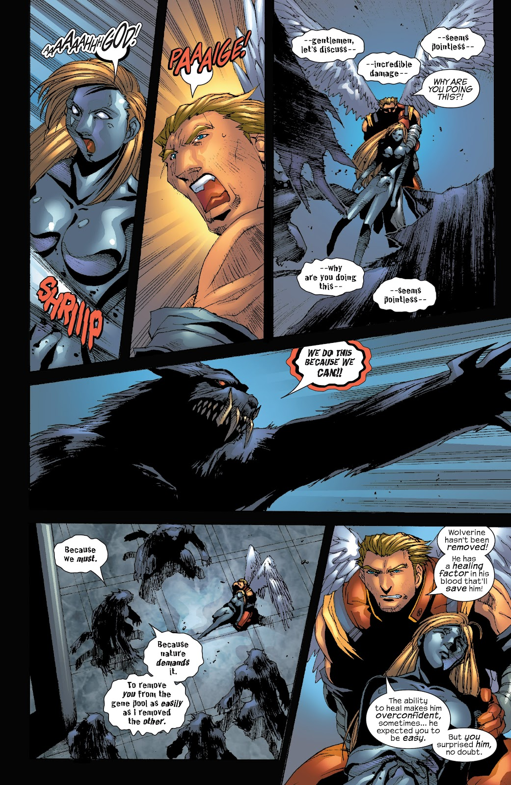 Read online X-Men: Unstoppable comic -  Issue # TPB (Part 3) - 32