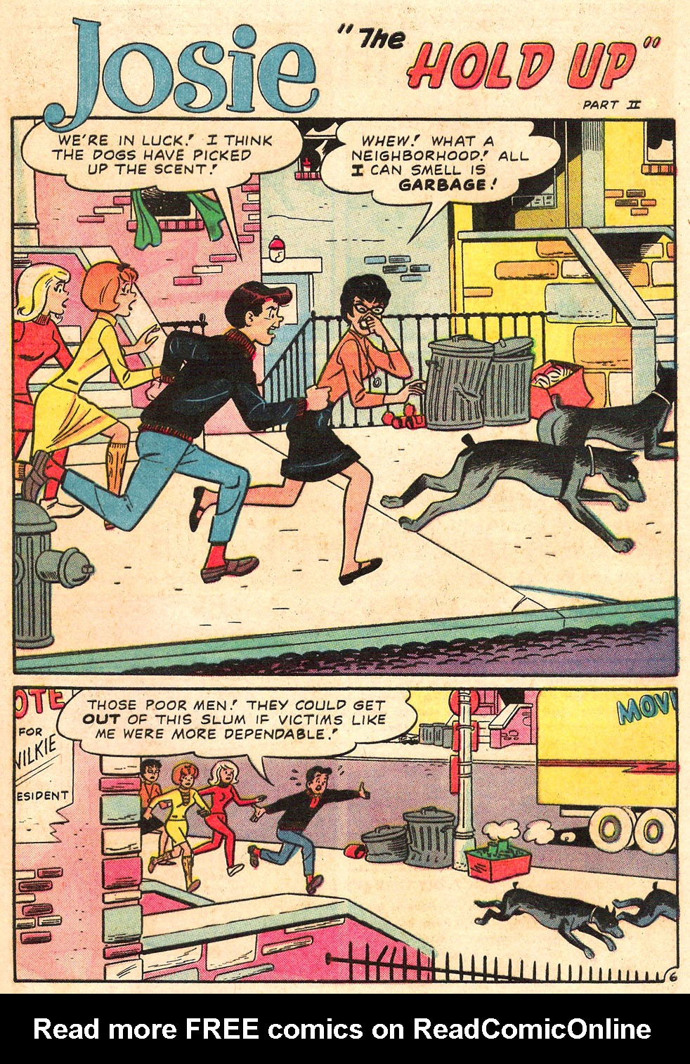 Read online She's Josie comic -  Issue #19 - 29