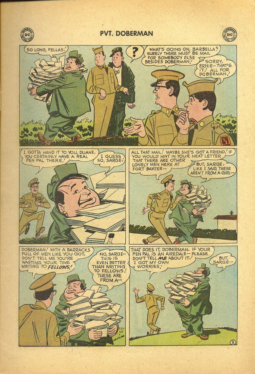Sgt. Bilko's Pvt. Doberman issue 1 - Page 5