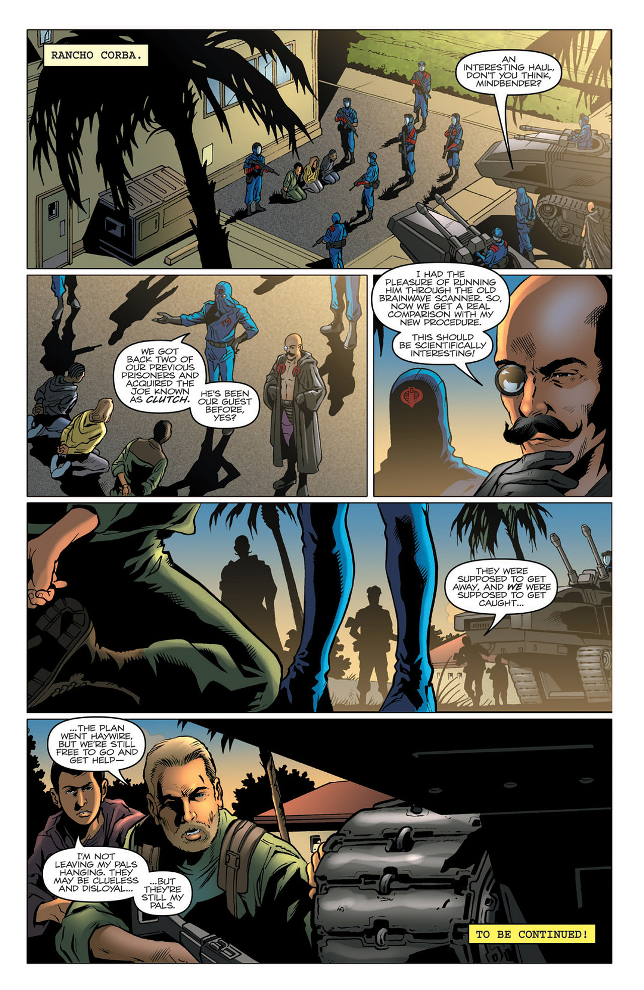 G.I. Joe: A Real American Hero 184 Page 23