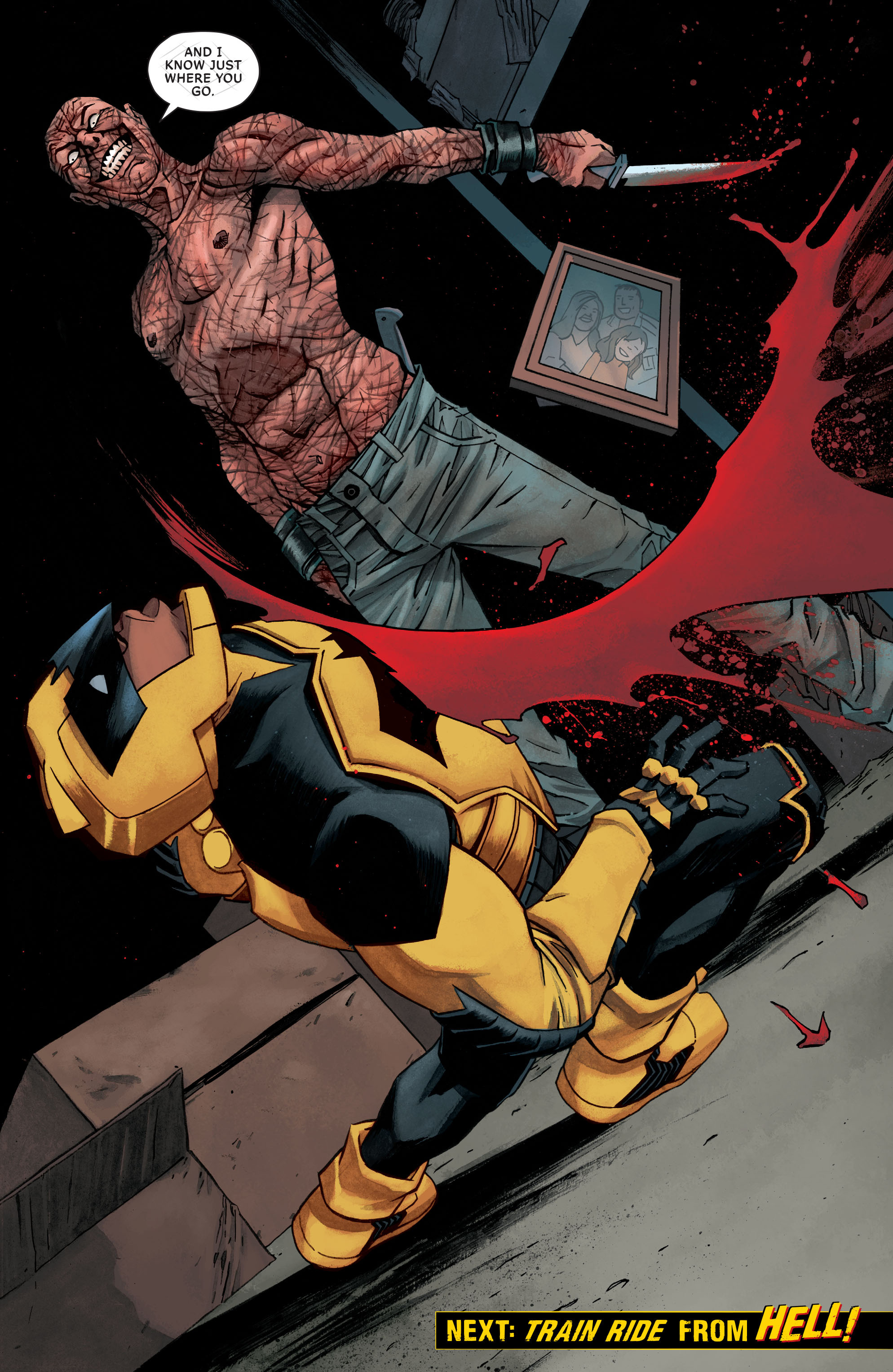 Read online All-Star Batman comic -  Issue #2 - 35