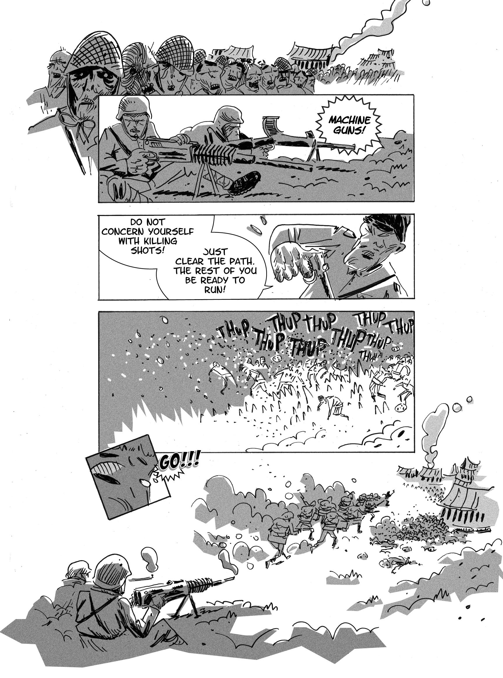 Read online FUBAR comic -  Issue #2 - 138