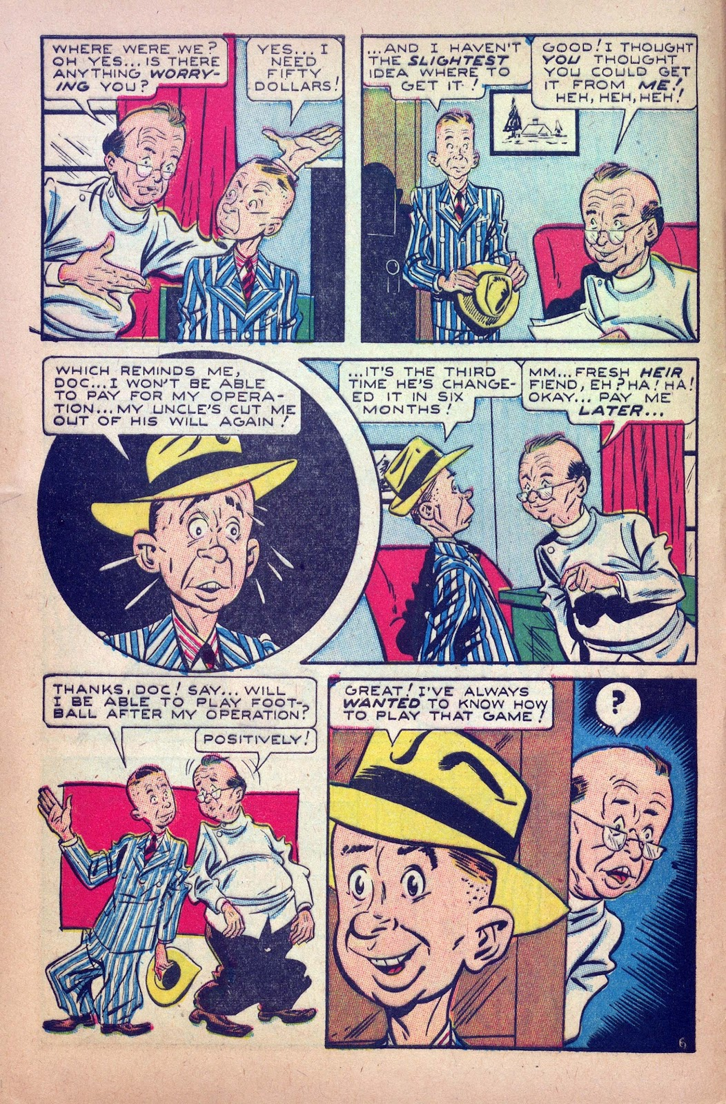 Read online Joker Comics comic -  Issue #18 - 8