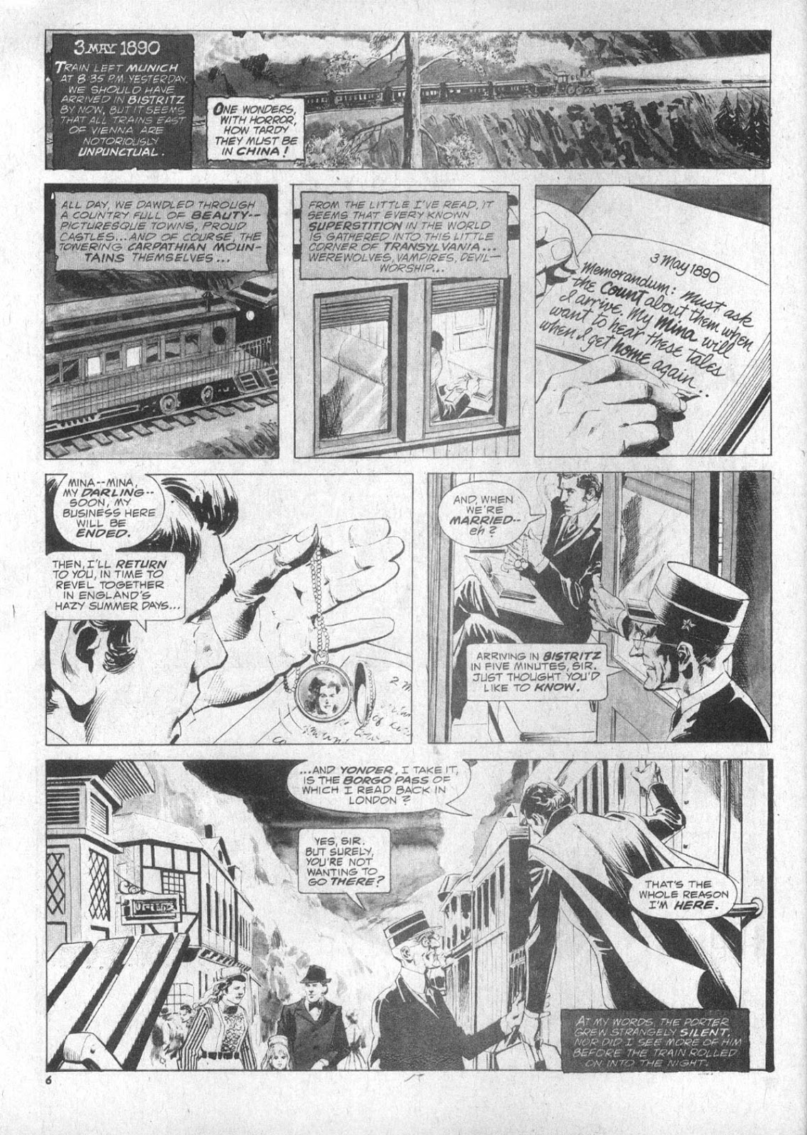 Dracula Lives issue 5 - Page 7