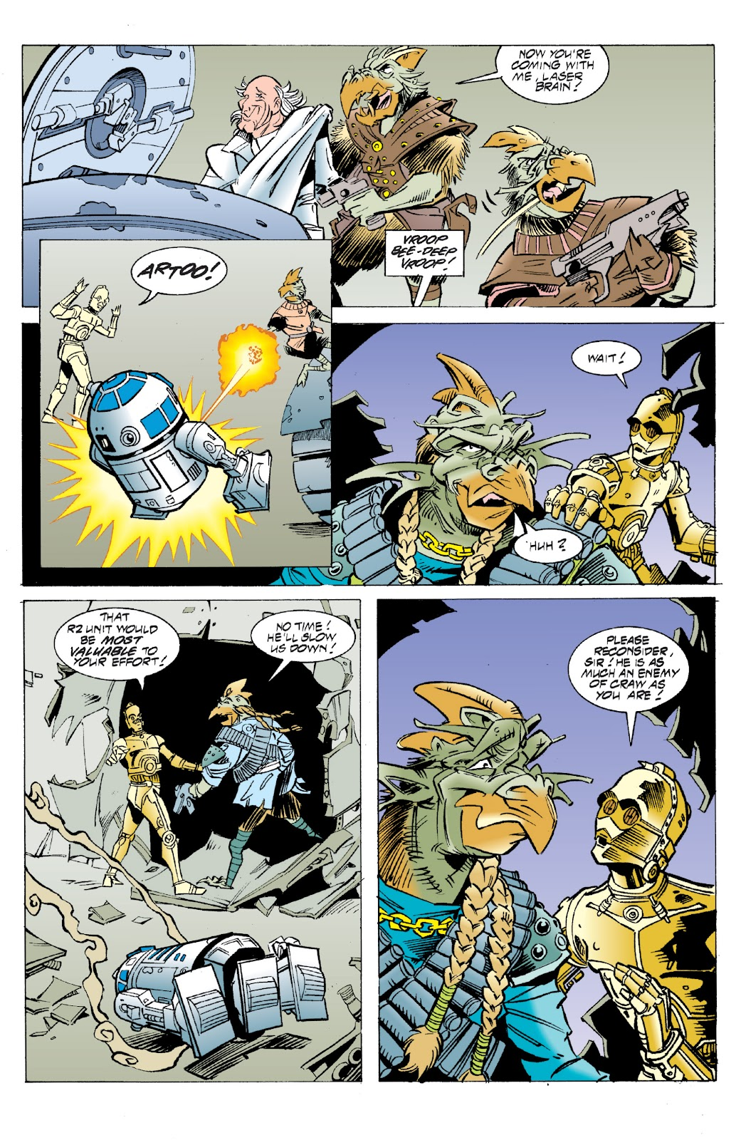 Read online Star Wars Legends Epic Collection: The Empire comic -  Issue # TPB 5 (Part 4) - 32
