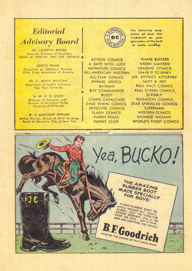 Read online Sensation (Mystery) Comics comic -  Issue #84 - 24