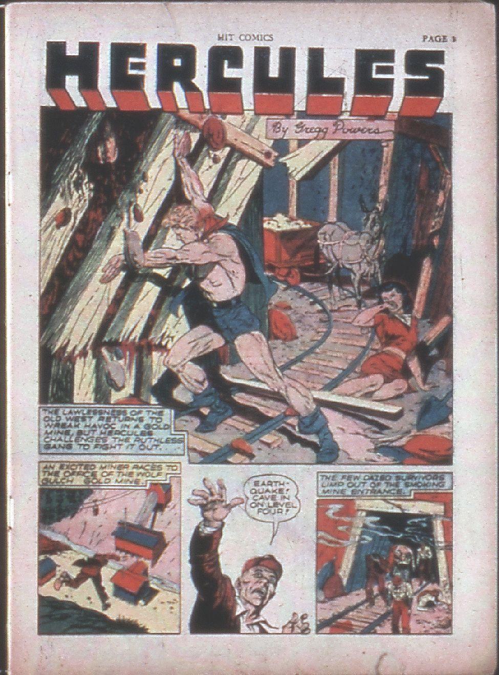 Read online Hit Comics comic -  Issue #15 - 3